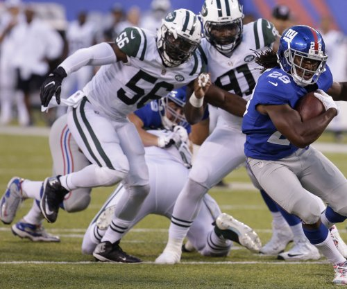 New York Giants stop New York Jets' second-half rally for win