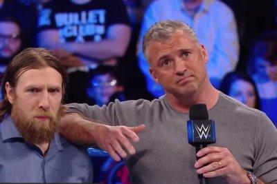 WWE Smackdown: Bryan, McMahon hug it out, Flair stops Carmella
