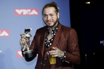 Post Malone says Justin Bieber inspired him to get tattoos