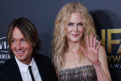 Keith Urban teases Nicole Kidman at ARIA Awards 2018