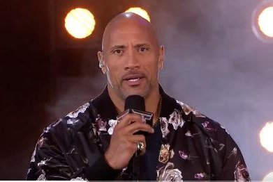 Dwayne Johnson releases 10-minute preview of 'Titan Games'