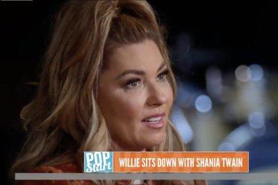Shania Twain says she's 'found a new voice' since throat surgery