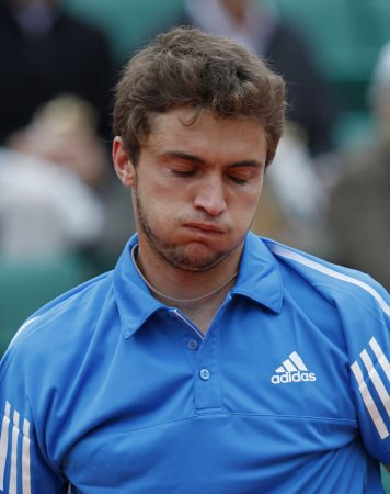 Simon loses at Mercedes Cup tennis