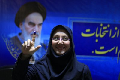 Crowded race for Iranian presidency