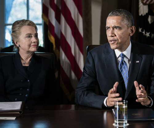 President Obama: Hillary Clinton would make a terrific president