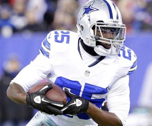 Dallas Cowboys lose RB Lance Dunbar for season