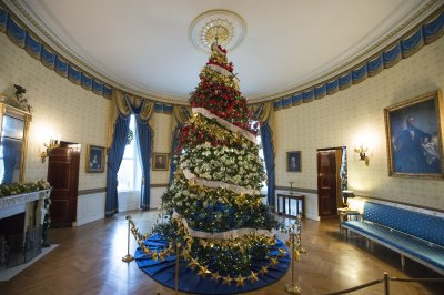 White House releases 360-degree holiday tour video - UPI.com