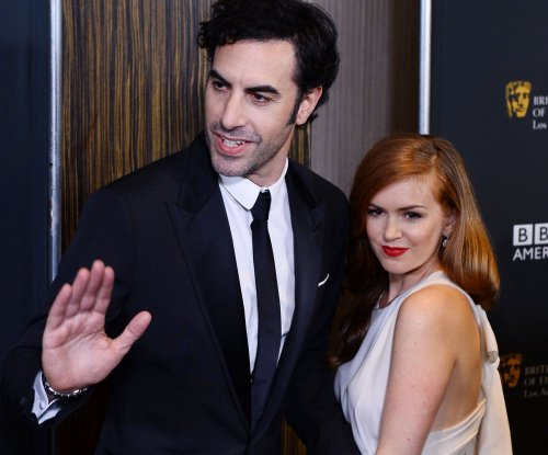 Sacha Baron Cohen and Isla Fisher donate $1M to aid Syrian refugees