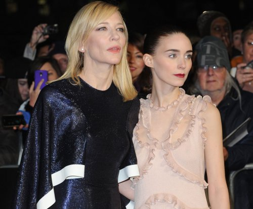 UPI Spotlight: Cate Blanchett calls 'Carol' romance, tension 'delicious stuff to play with'