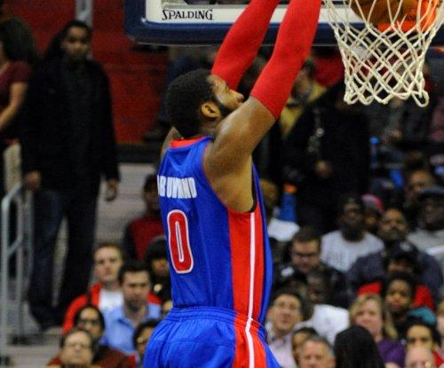 Reggie Jackson leads Detroit Pistons to win over Milwuakee Bucks