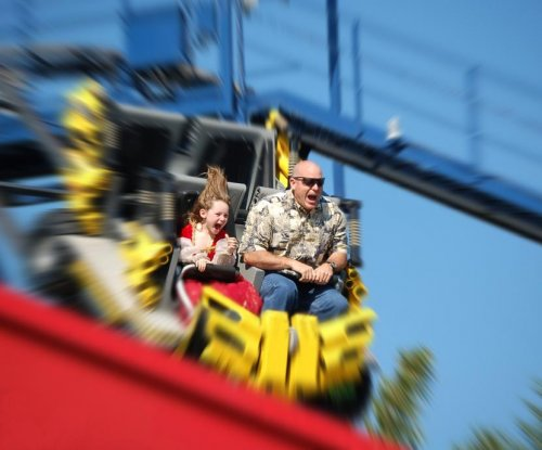 Study: Riding roller coasters can dislodge kidney stones