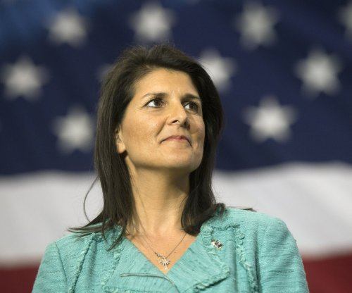 Nikki Haley accepts U.N. ambassador post in Trump administration
