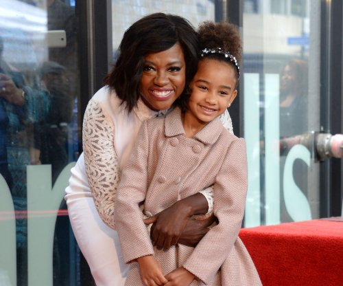 Viola Davis' daughter Genesis Tennon attends her Hollywood Walk of Fame ceremony