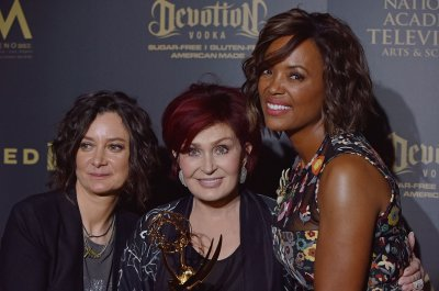 Sharon Osbourne says she 'didn't get on' with Ashton Kutcher