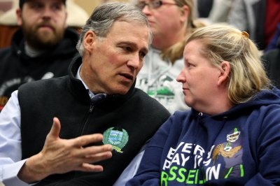 Washington Gov. Jay Inslee announces presidential run
