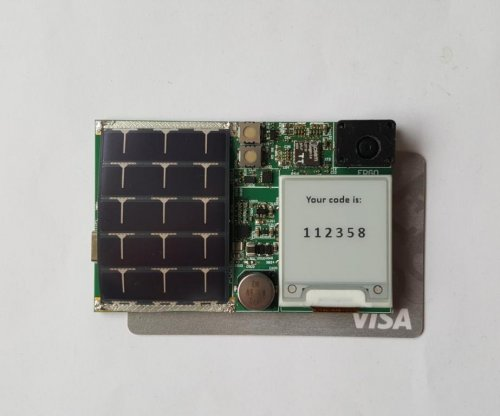 Engineers unveil solar-powered AI system-on-chip