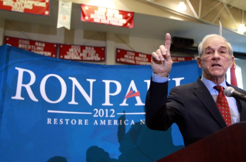 Ron Paul falls short in Nebraska