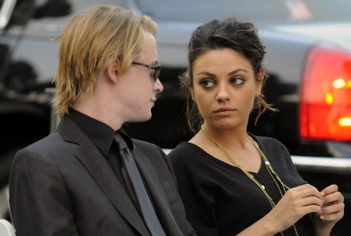 Russell Brand says Mila Kunis turned him down for Macaulay Culkin