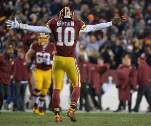 Robert Griffin III, Washington Redskins knockout Philadelphia Eagles