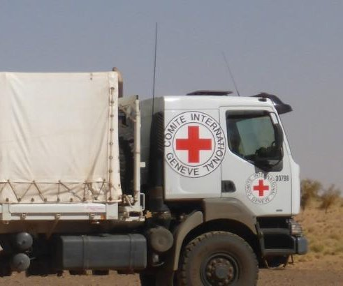 Red Cross worker killed, one injured in Mali attack