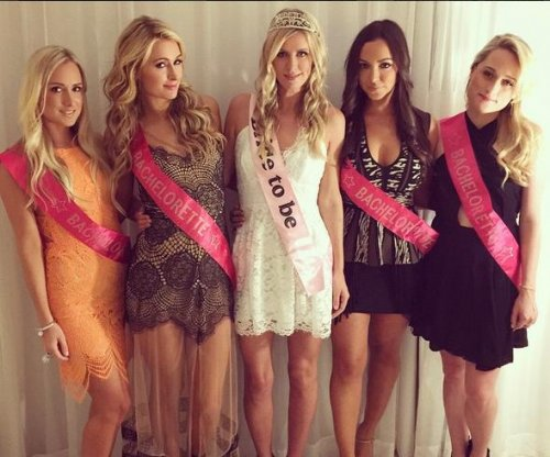 Nicky Hilton celebrates bachelorette party with Paris Hilton