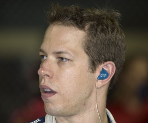 Brad Keselowski wins at Talladega as cars crash behind him