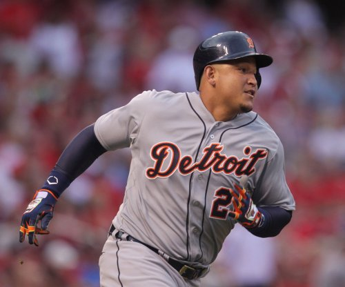 Miguel Cabrera hits two homers as Detroit Tigers rout Houston Astros
