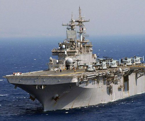 U.S. Navy sailor dies of non-combat injury off Libya