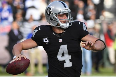 Derek Carr's finger still an issue for Oakland Raiders