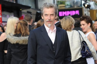 Peter Capaldi sends young 'Doctor Who' fan a comforting Christmas letter