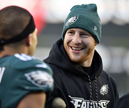 Philadelphia Eagles QB Carson Wentz posts video of him throwing