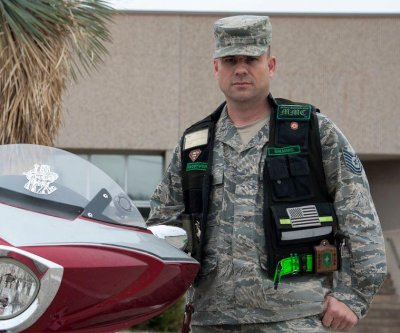 Motorcycle fatality rate among Air Force personnel falls