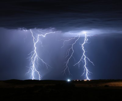Lightning strike claims 2 lives in rural Pennsylvania