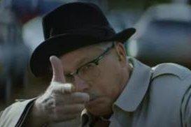William Katt's 'Overrun' detective is a nod to Robert Culp