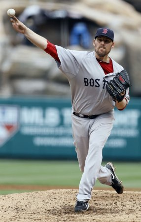 John Lackey files for divorce; wife has cancer