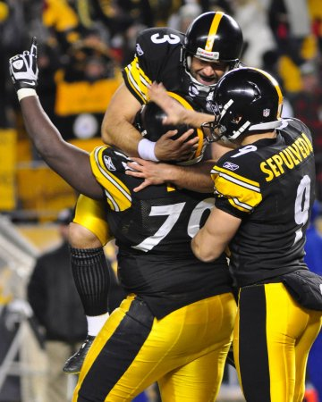 NFL: Pittsburgh 23, Baltimore 20