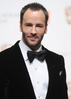 Designer Tom Ford reveals he is married