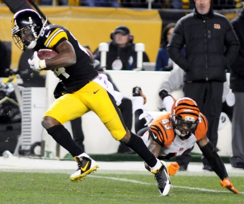 Antonio Brown, Pittsburgh Steelers take down Cincinnati Bengals for AFC North title