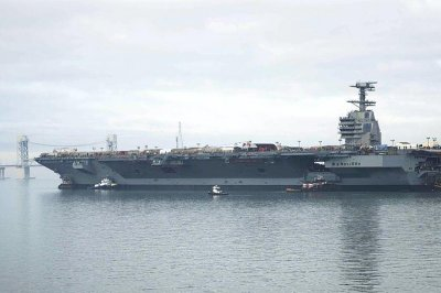 Aircraft arresting gear problem could delay carrier delivery