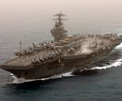 U.S. sends aircraft carrier to Yemen; 25 die in airstrike