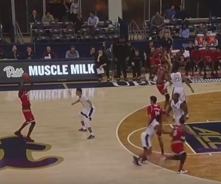 Donovan Mitchell, No. 14 Louisville enjoy easy time vs. Pittsburgh