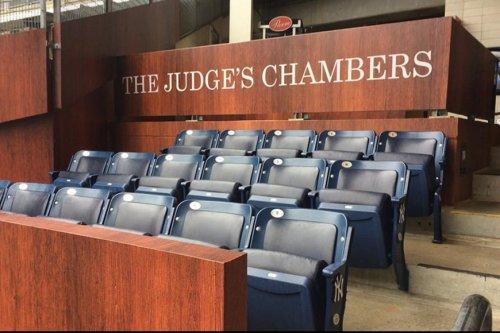 New York Yankees open 'Judge's Chambers' for Aaron Judge