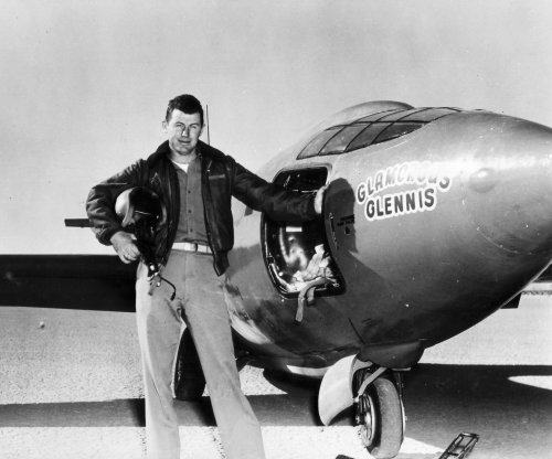 On This Day: Chuck Yeager breaks sound barrier