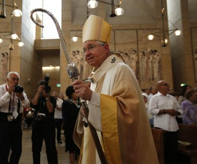 Conference of Catholic Bishops elects first Latino president
