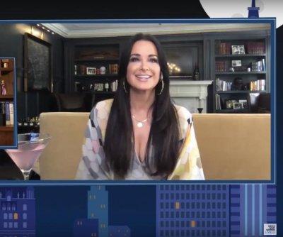 Kyle Richards says she 'bumped into' Lisa Vanderpump at restaurant