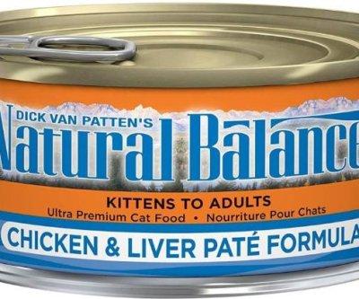 J.M. Smucker recalls Natural Balance cat food