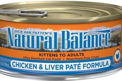 J.M. Smucker recalls Natural Balance cat food
