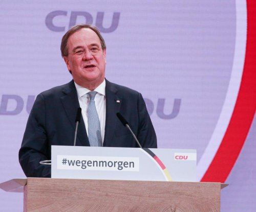 Armin Laschet, Merkel ally, elected head of Germany's CDU party
