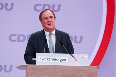 Armin Laschet, Merkel ally, elected head of Germany's CDU party