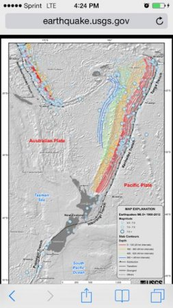 7.2 magnitude earthquake rattles New Zealand's Kermadec Islands